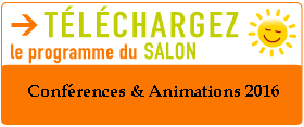 PROGRAMME CONF & ANIMATION 2016