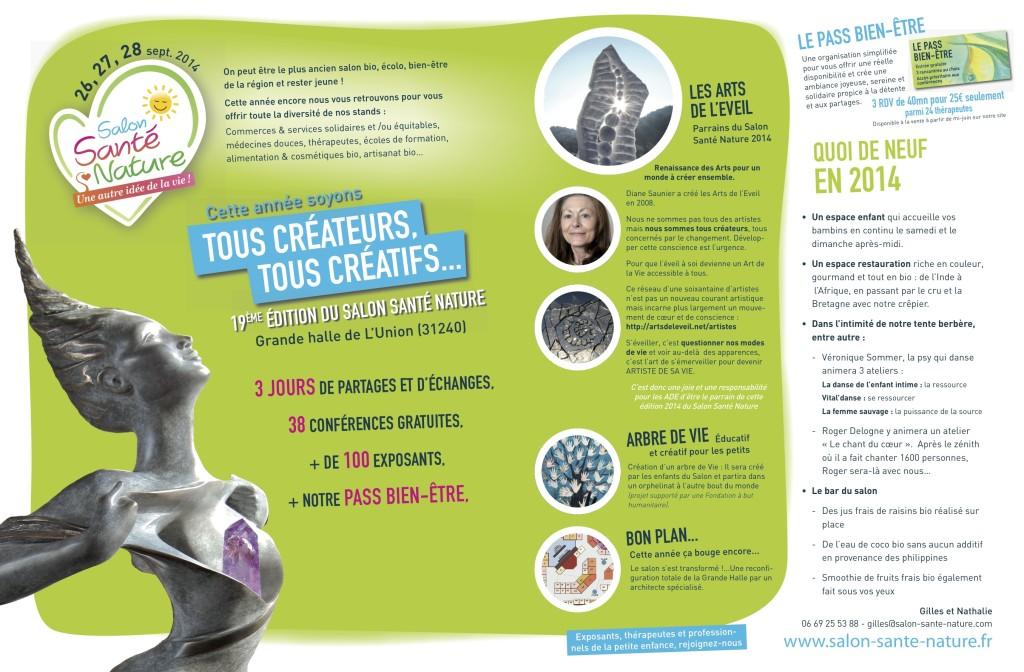 Article d'Human et Terre du mois de mai 2014