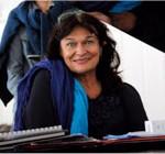 Portrait souriant de Marianne Sébastien
