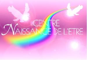 le logo Centre Naissance de l'Être - Anna Josin