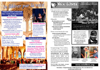 Flyer-Stages-Chant_Toulouse