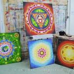 Peintures Sandrine Bataillard