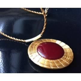 collier-soleil-de-pierre-amethyste-et-aventurines-en-stock-et-or-végétal